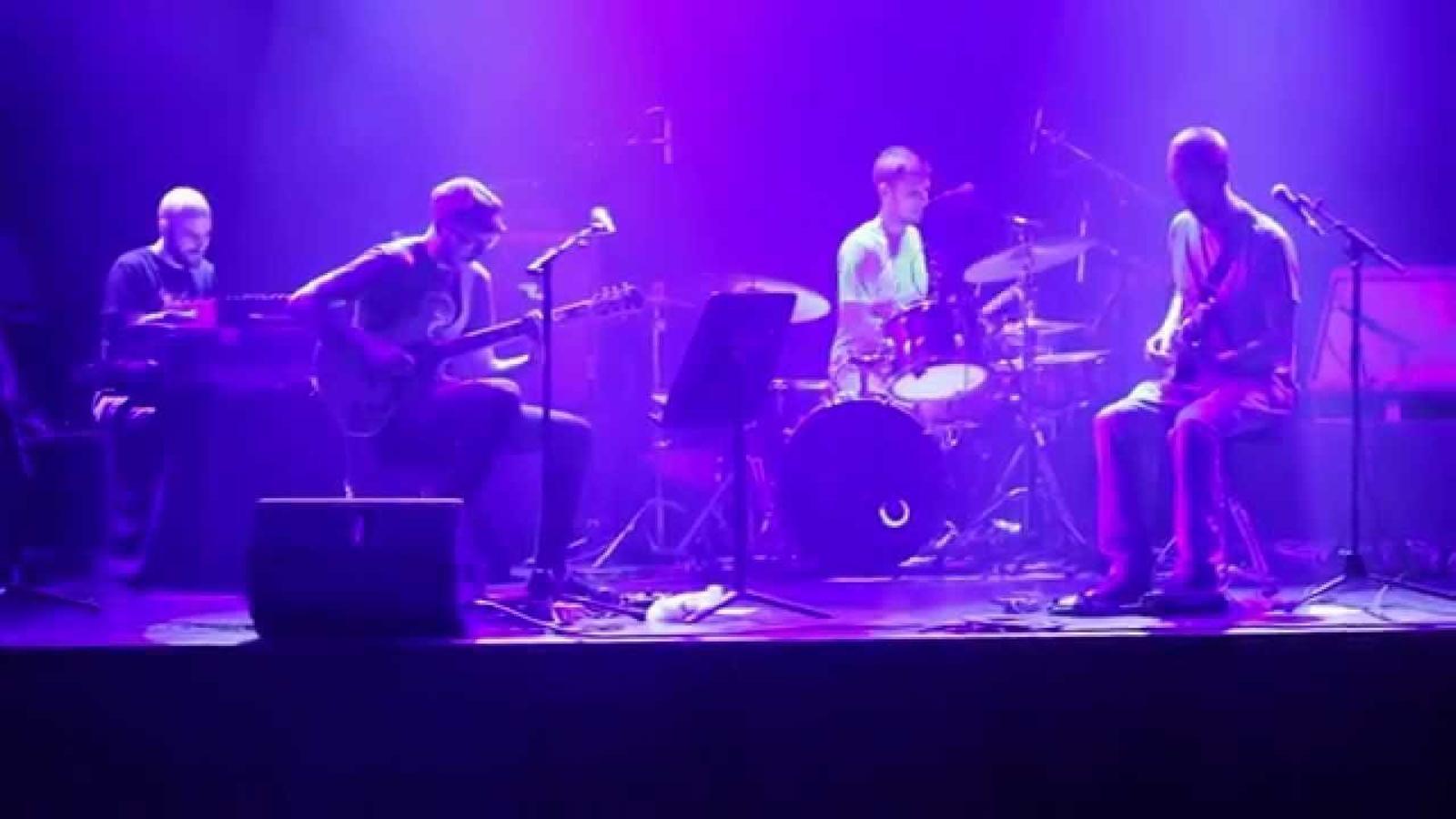El quartet de Xan Campos, ESD, a Inca