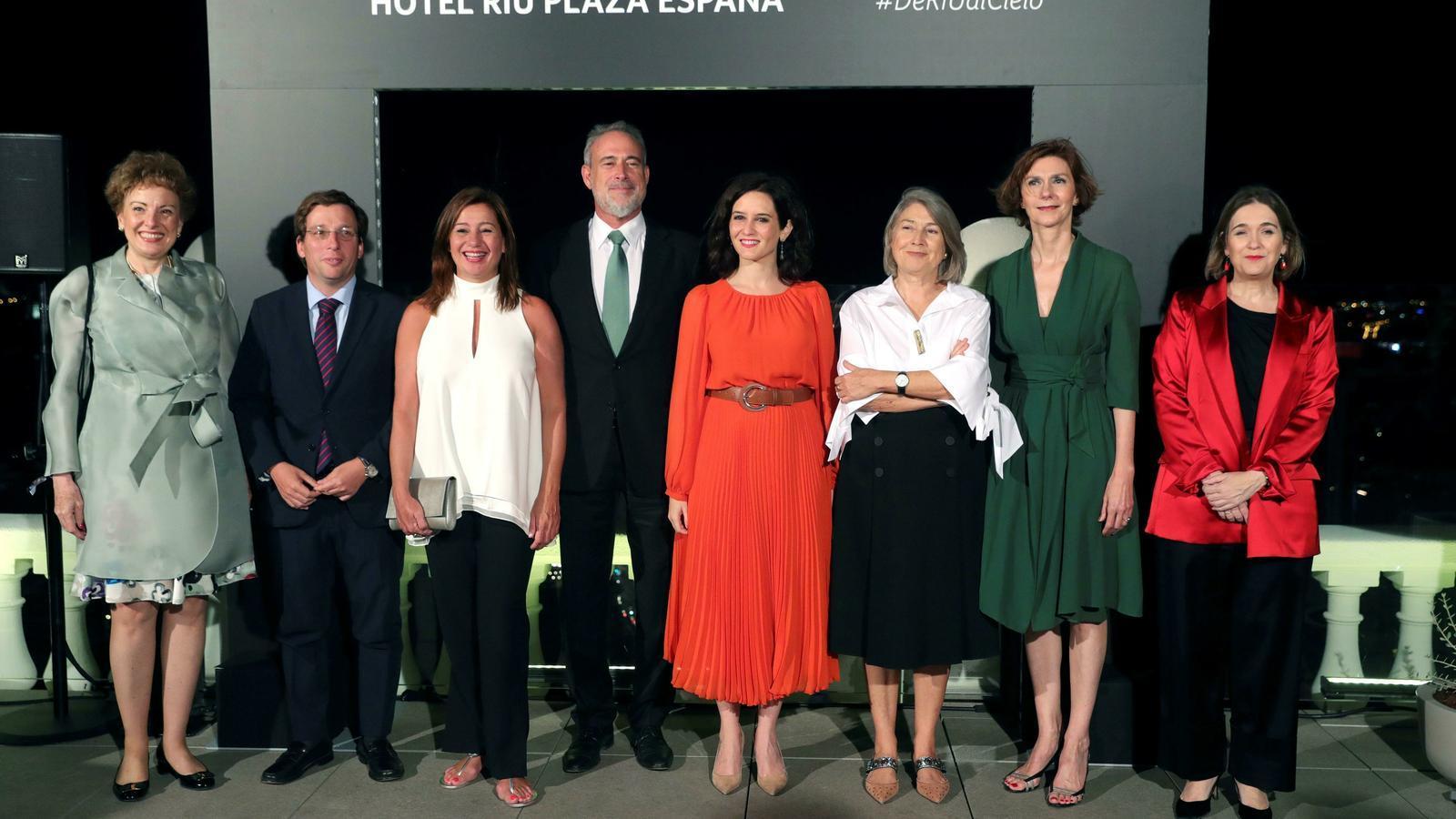 Hotel Riu Plaza España celebra un mes d'obertura amb un 70% d'ocupació