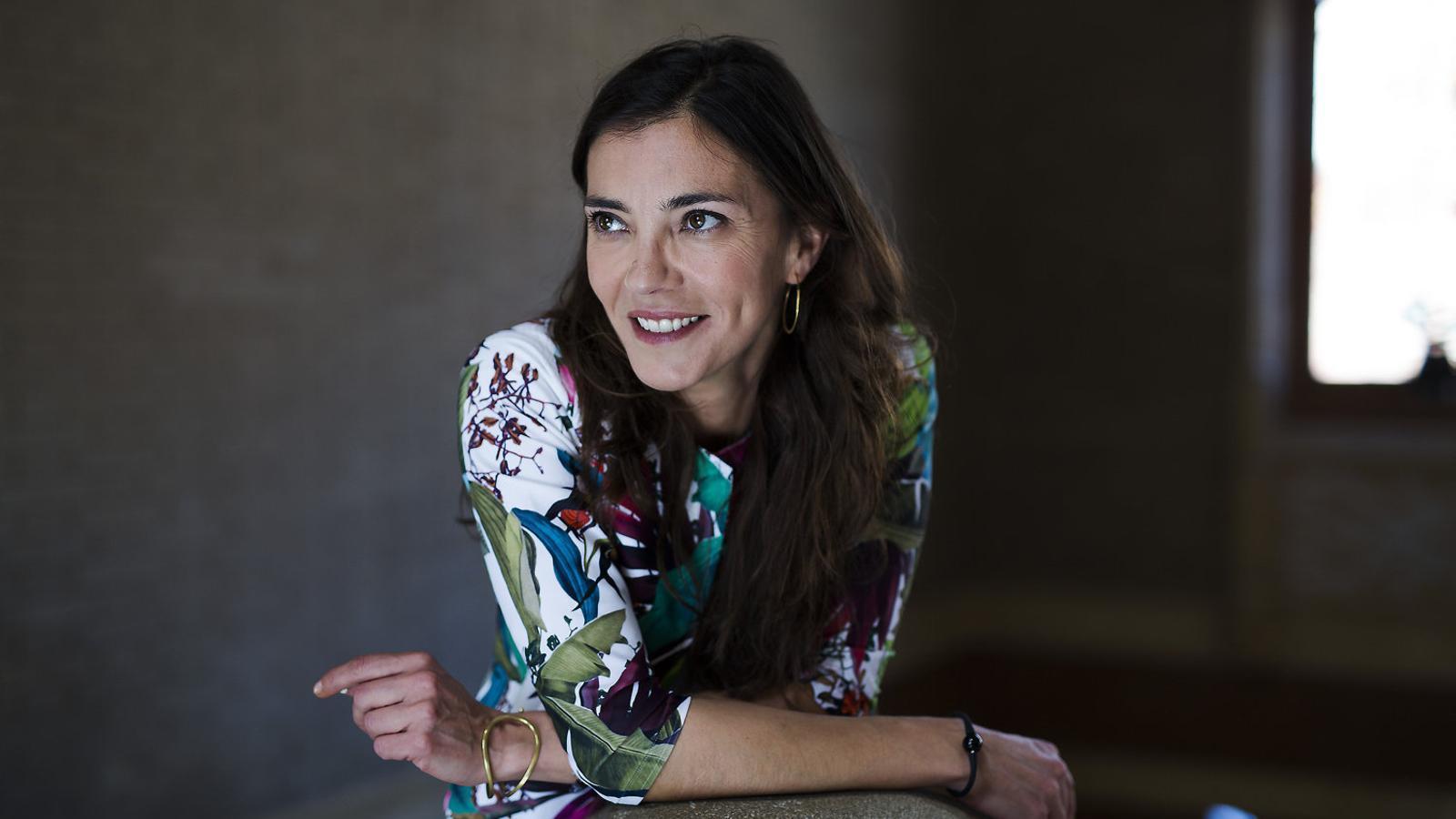 """Núria Prims: """"L'Agustí no tan sols ha donat sentit a la meva carrera, sinó també a la meva vida"""""""