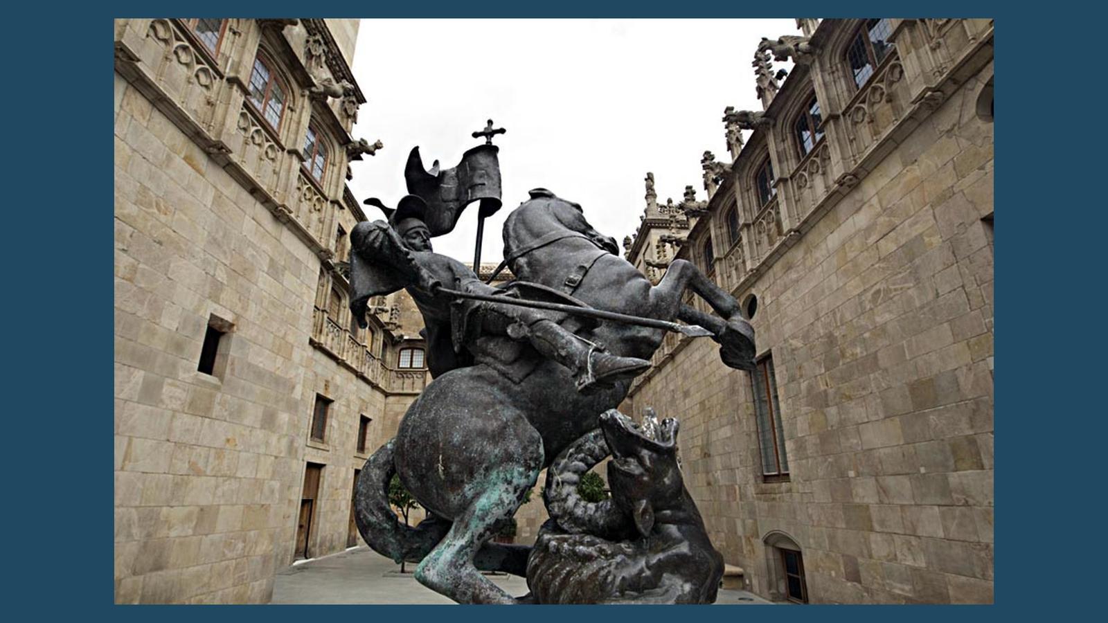 L'anàlisi d'Antoni Bassas: 'Malgrat tot, demà és Sant Jordi'