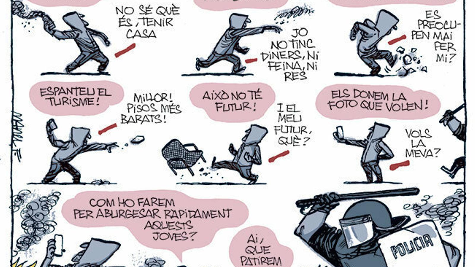 La vinyeta de Manel Fontdevila 20/10/2019