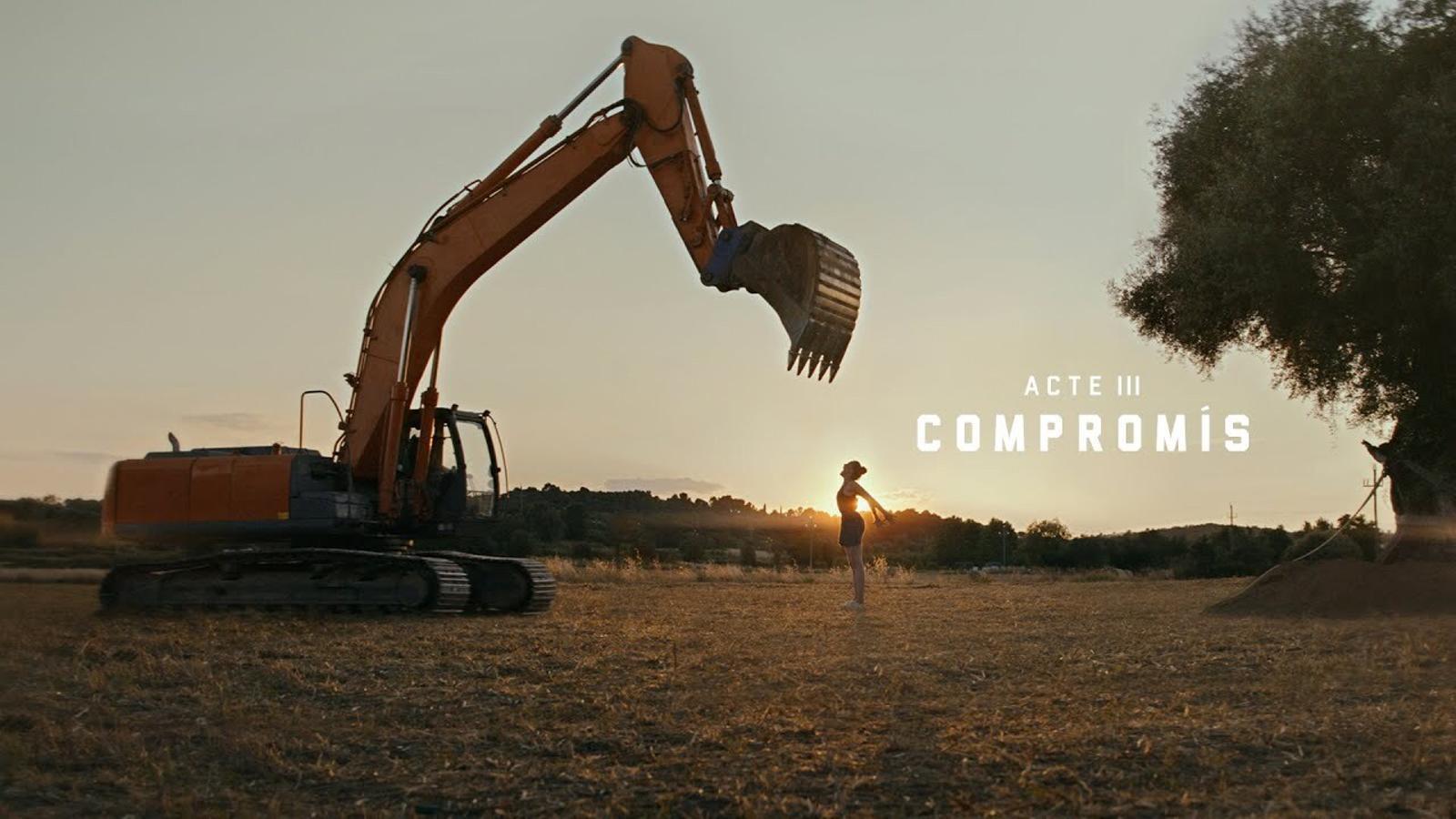 'Acte III. Compromís', el nou anunci d'Estrella Damm