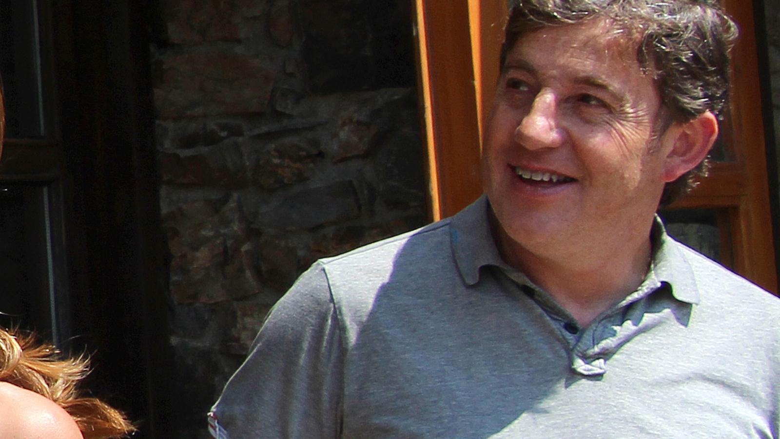 Joan Besolí, en la seva etapa com a conseller de Finances del comú de Sant Julià de Lòria. / Arxiu ANA