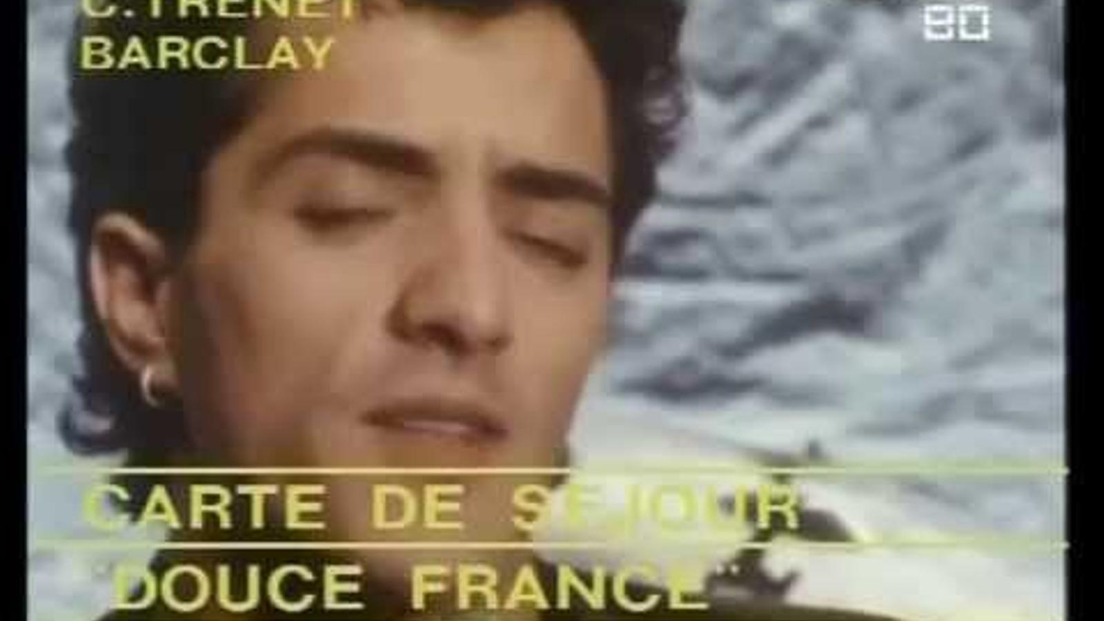 'Douce France', de Carte de Séjour
