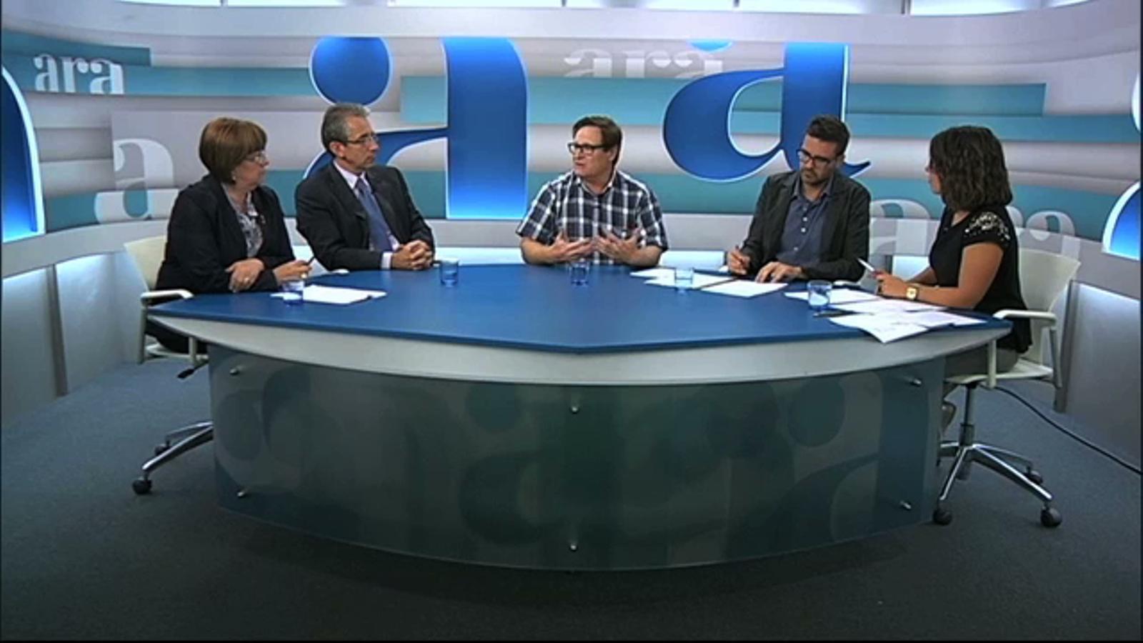 Debat de l'Urgell: Hem de ser imprescindibles
