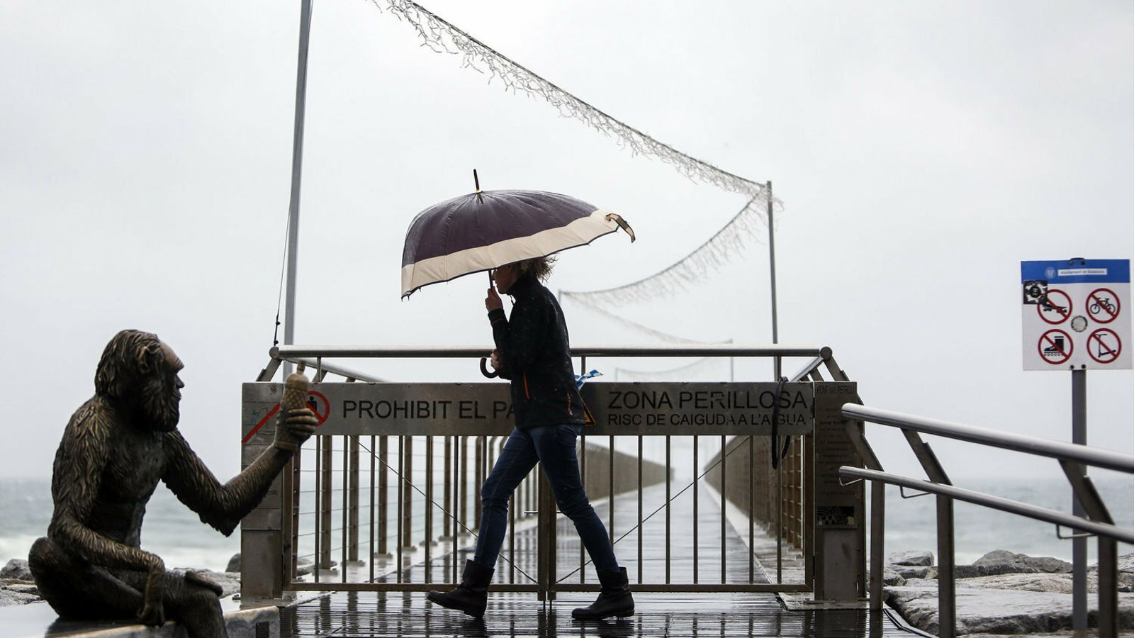 La tongada de pluja d'aquesta setmana va ser una de les més llargues dels últims anys
