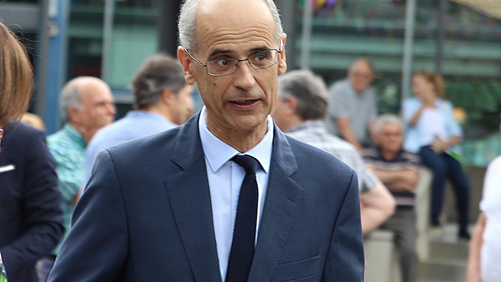 El cap de Govern, Toni Martí / ARXIU ANA