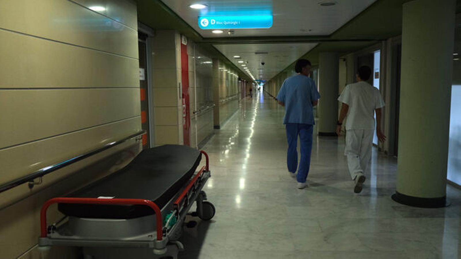 L'hospital de Son Espases / ISAAC BUJ