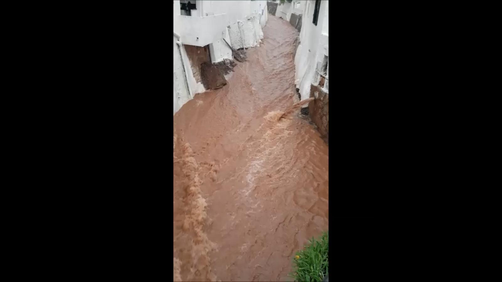 Vídeo del torrent del Mercadal.