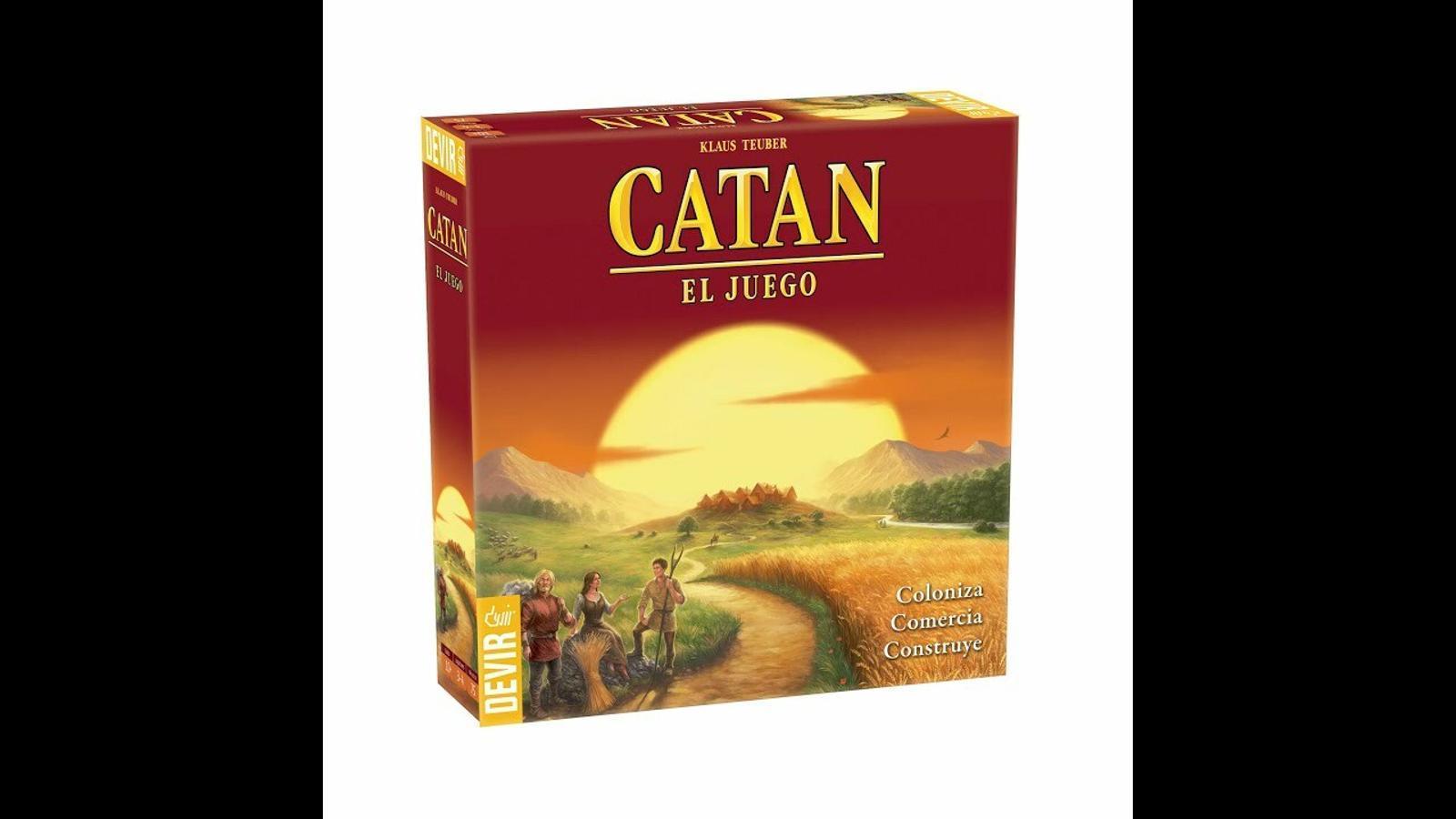 Com es juga a Catan