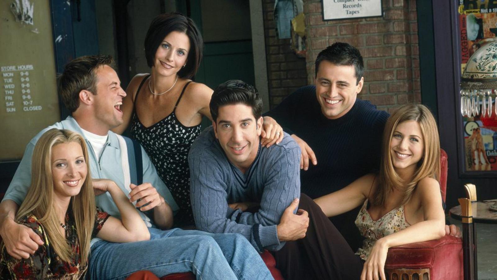 'Friends' es passa a la HBO