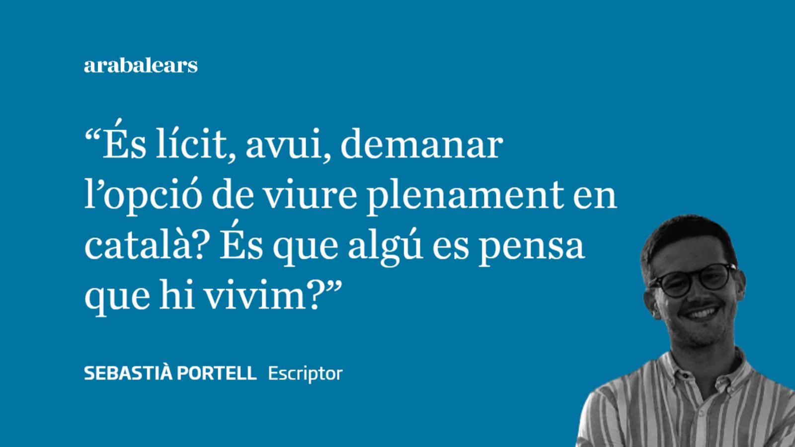 Volem viure plenament en català