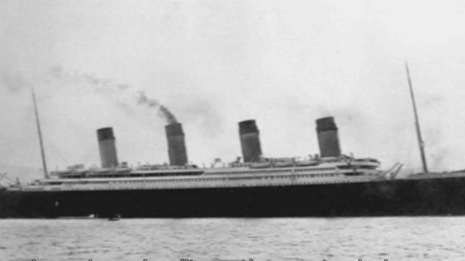 L'enfonsament del Titanic: un exemple de rapidesa informativa de fa un segle