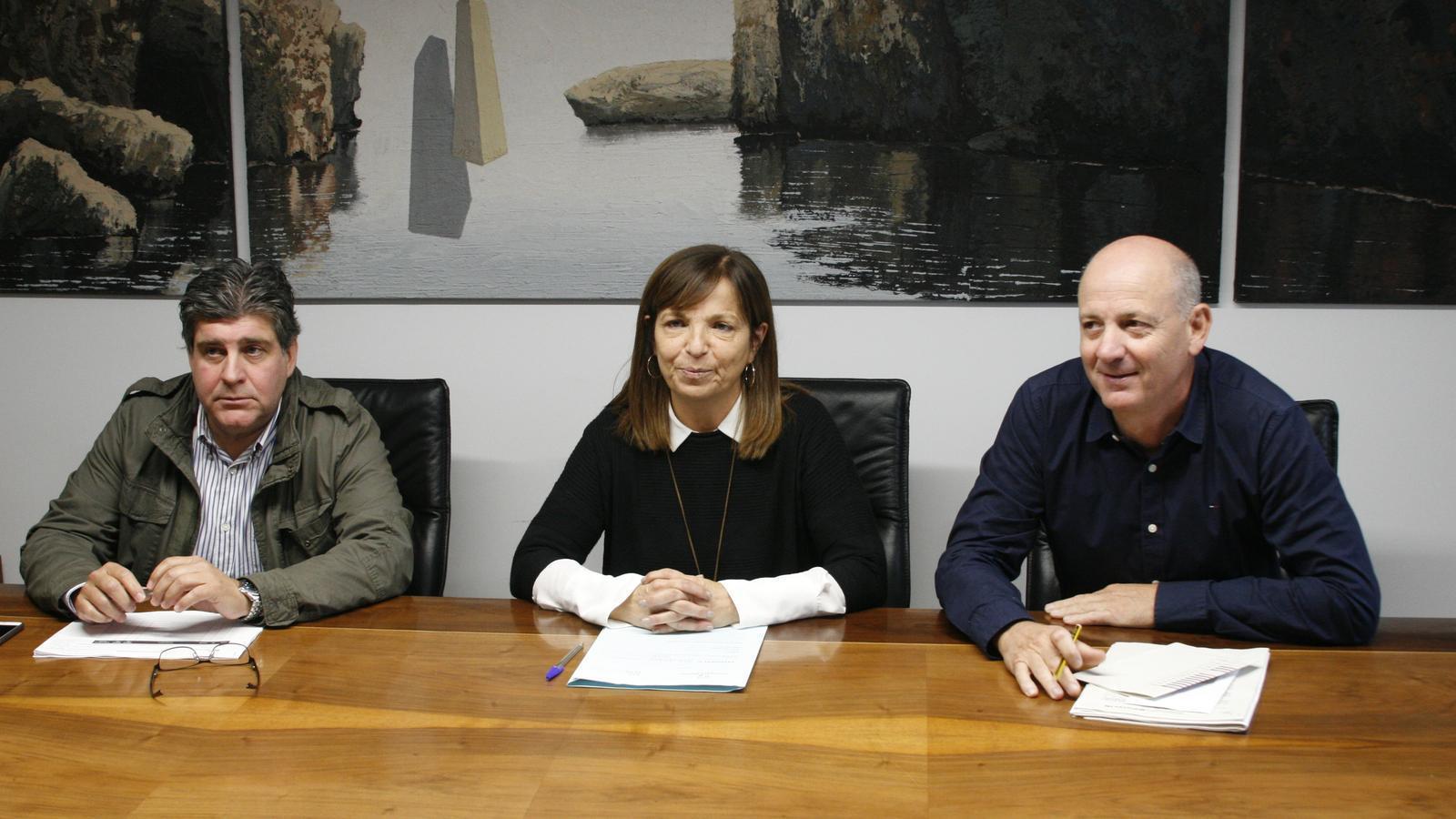 Rosselló, Riera i Gomila, veuen discriminatori cap a Manacor el repartiment de l'ecotaxa.