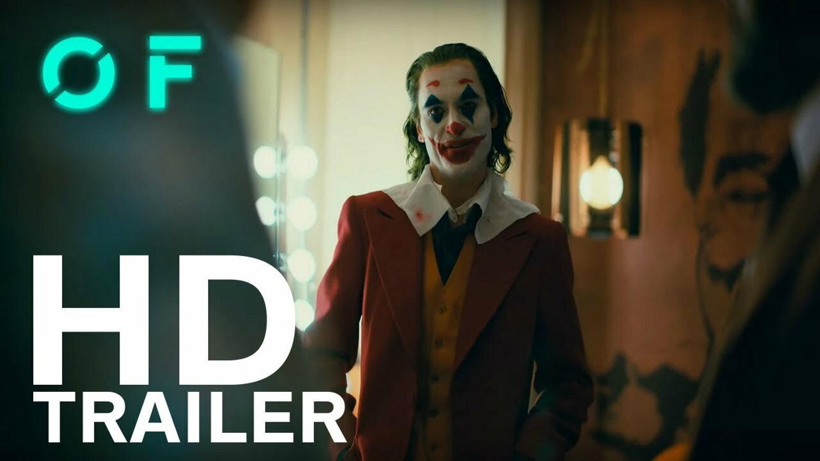'Joker', tràiler
