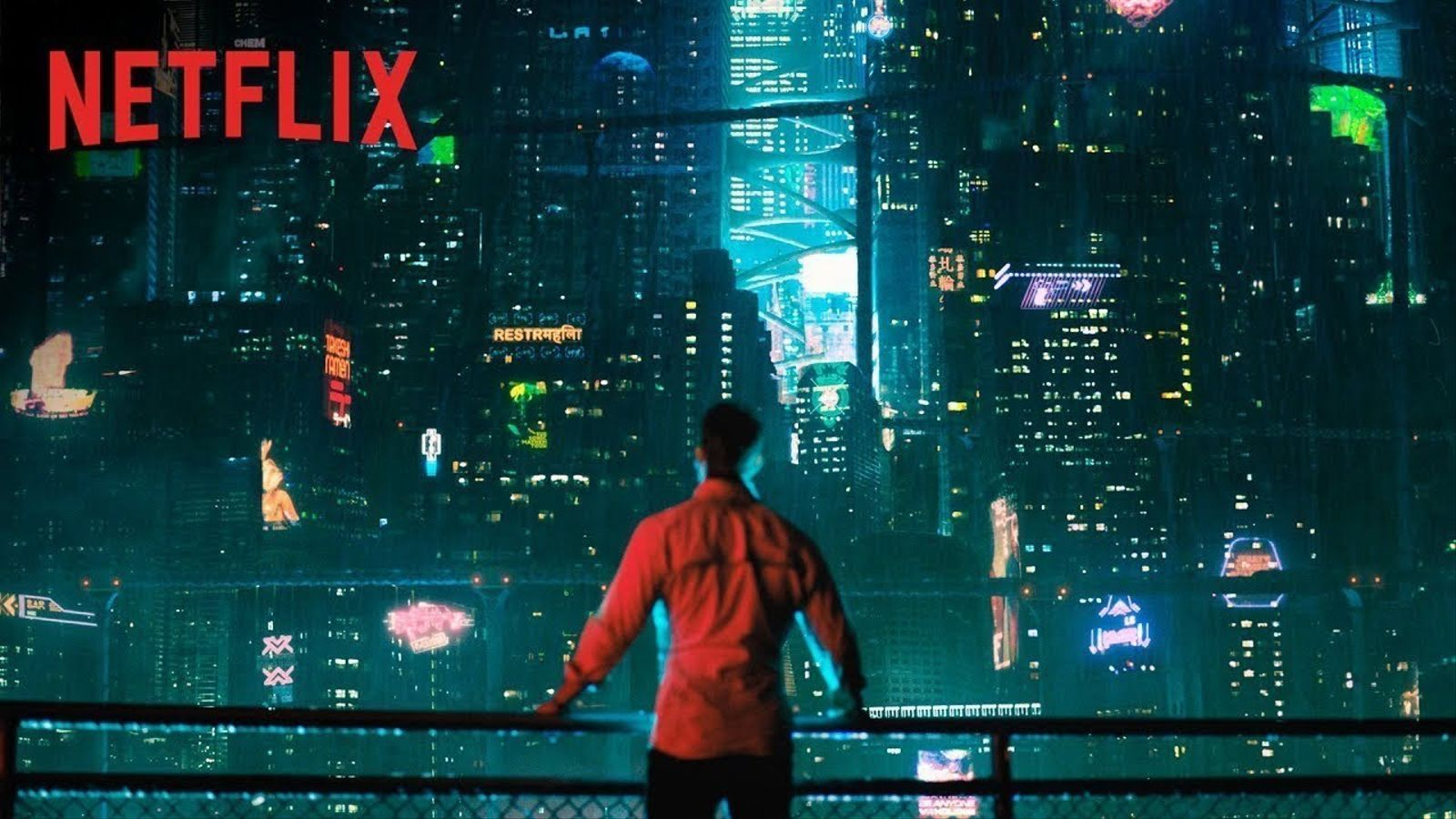Trailer d''Altered carbon'
