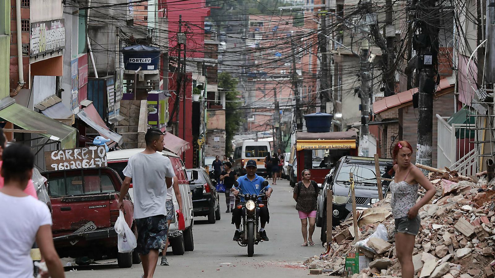 Guerra pel control de les faveles a Rio en plena crisi del covid-19