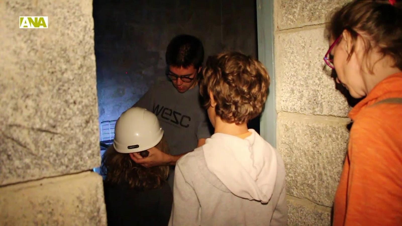 Una cinquantena de curiosos inauguren les Nits d'estiu de FEDA a Engolasters