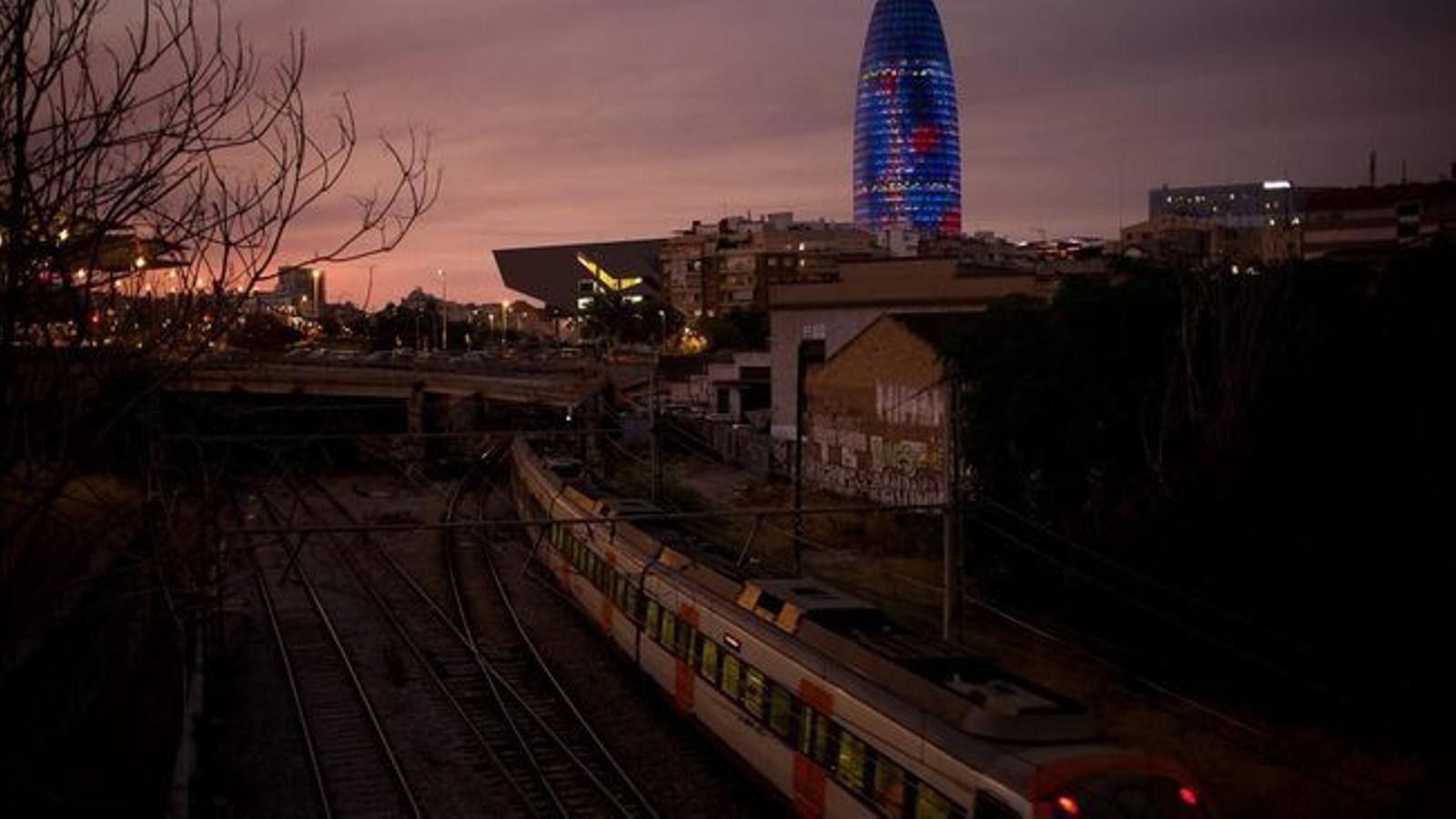 El preu de lloguer de les oficines també es dispara a Barcelona