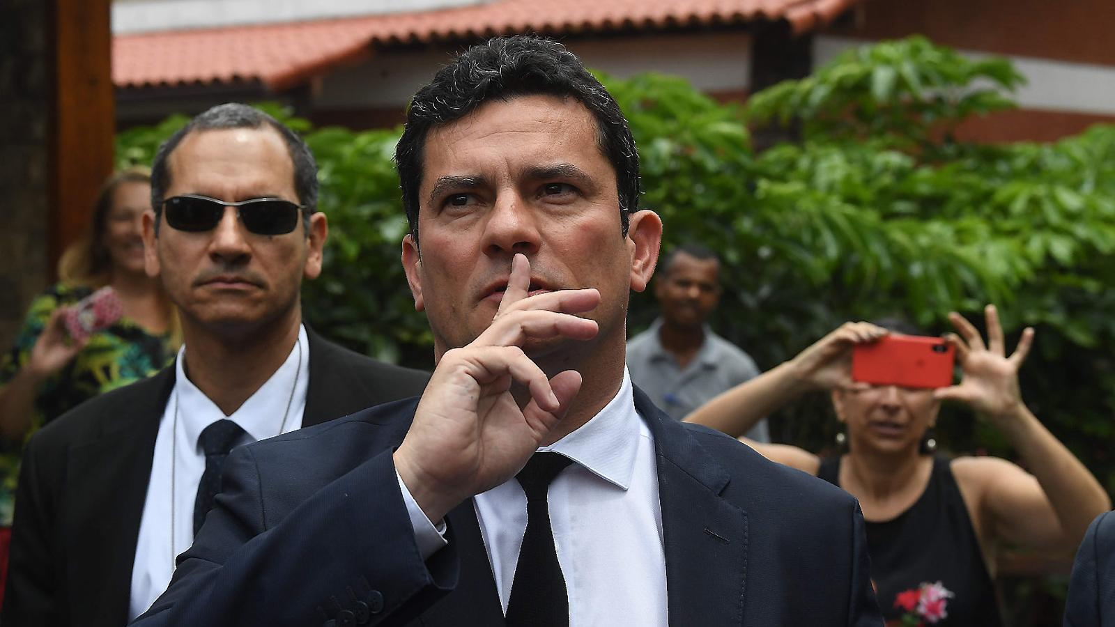 Bolsonaro farà ministre de Justícia el jutge que va empresonar Lula