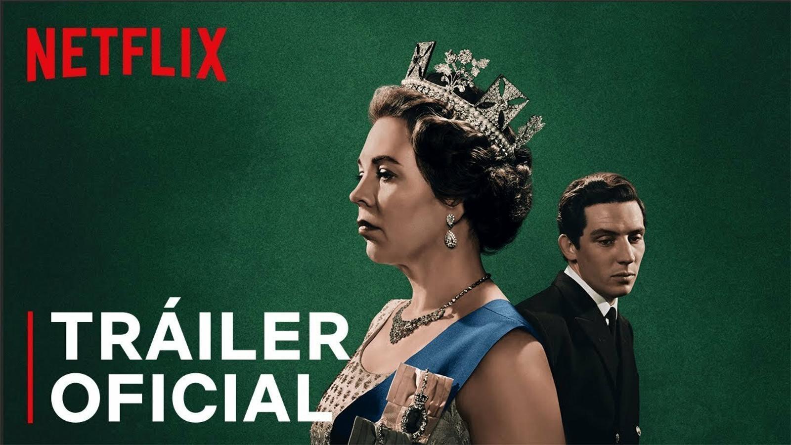 Tràiler de la tercera temporada de 'The Crown'