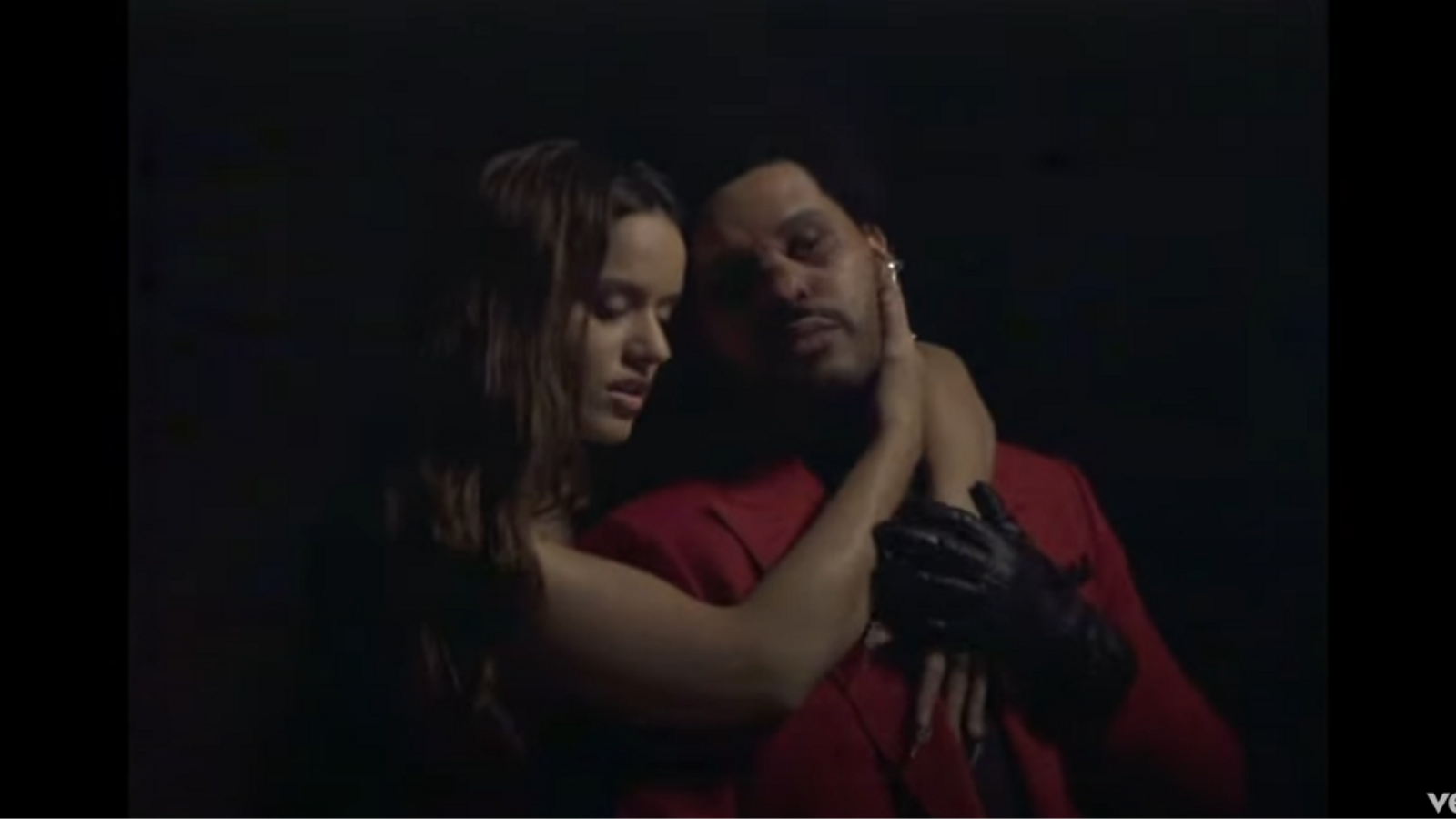 Rosalía i The Weeknd estrenen el remix de 'Blinding Lights'