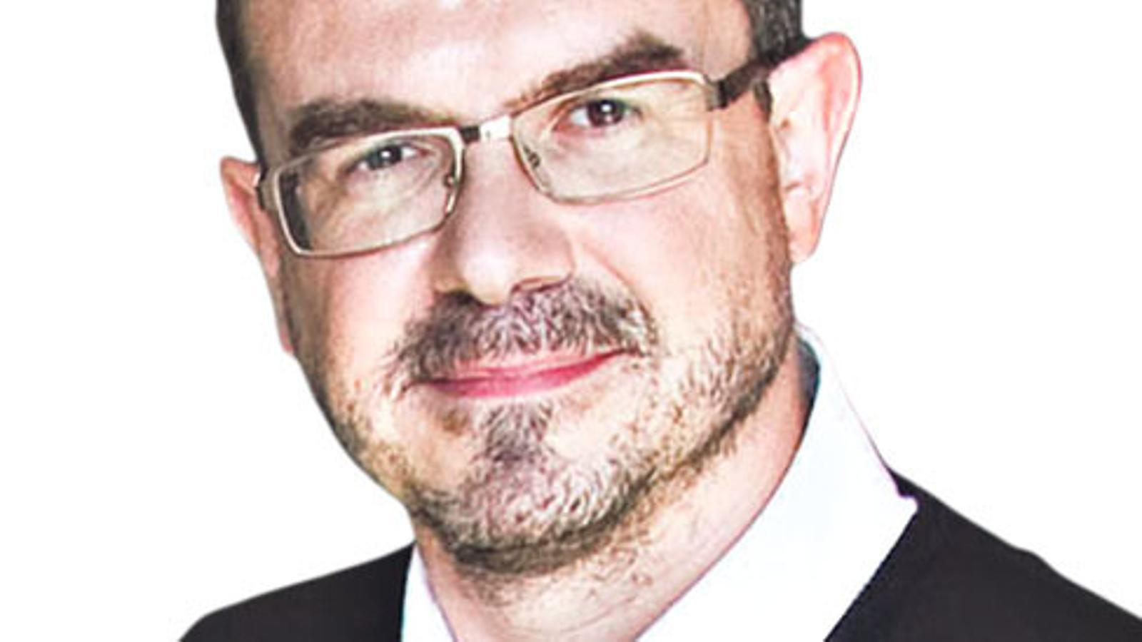 El periodista i escriptor Jaume Clotet