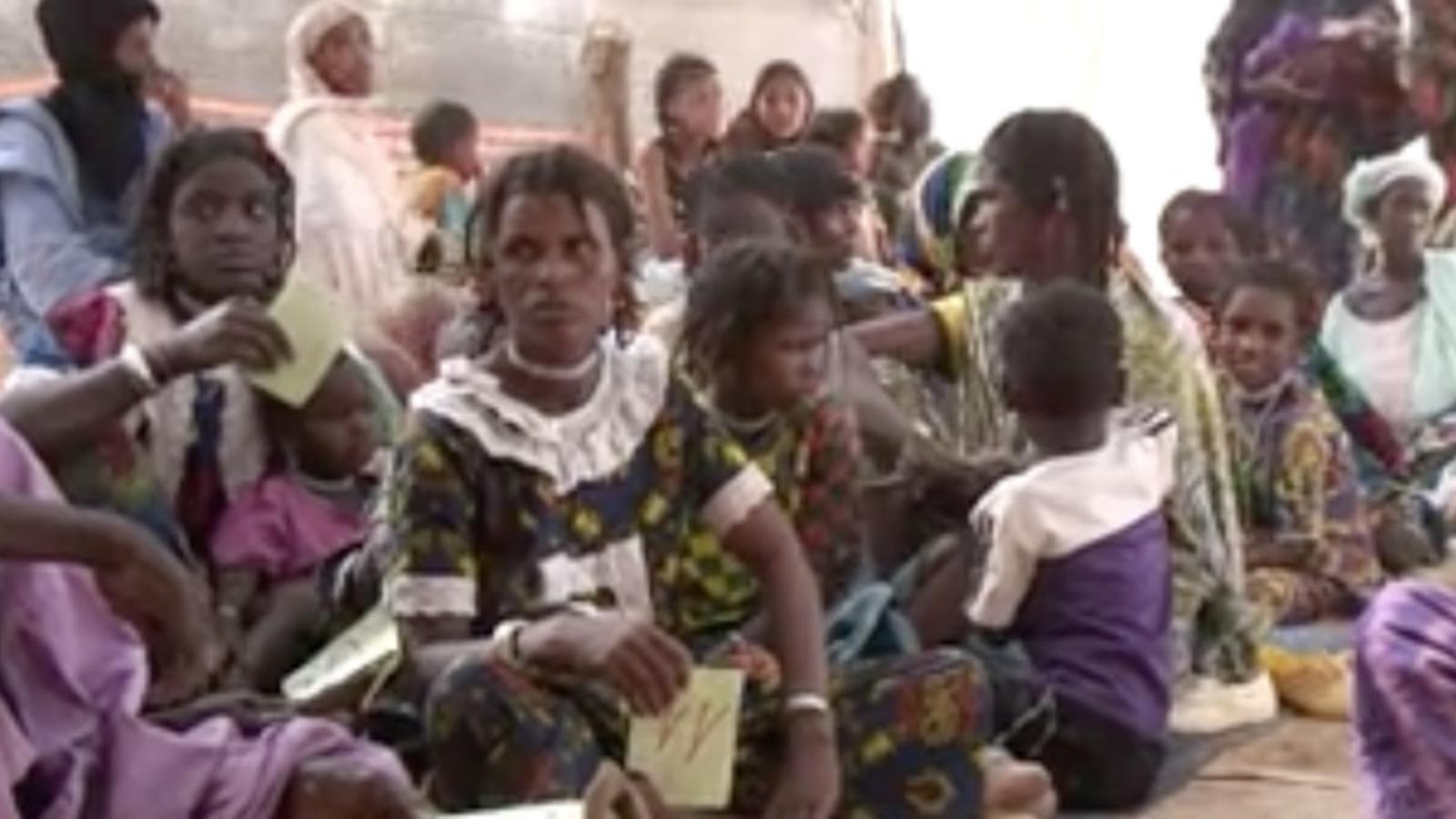 Els refugiats malians a Mauritània, el Níger i Burkina Faso