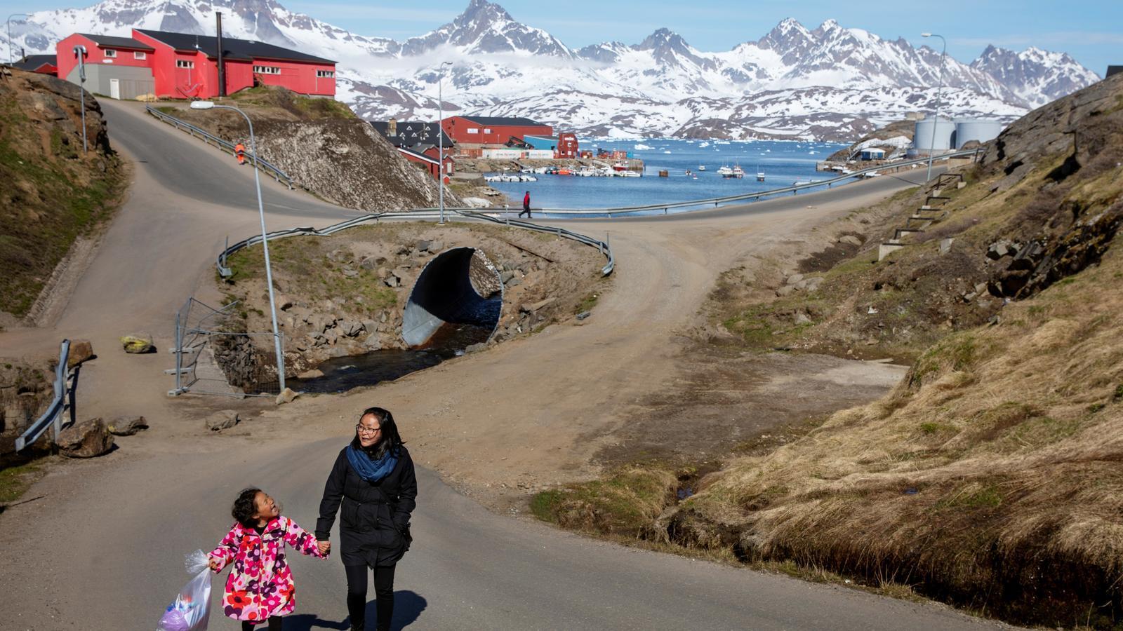 Donald Trump vol comprar Groenlàndia