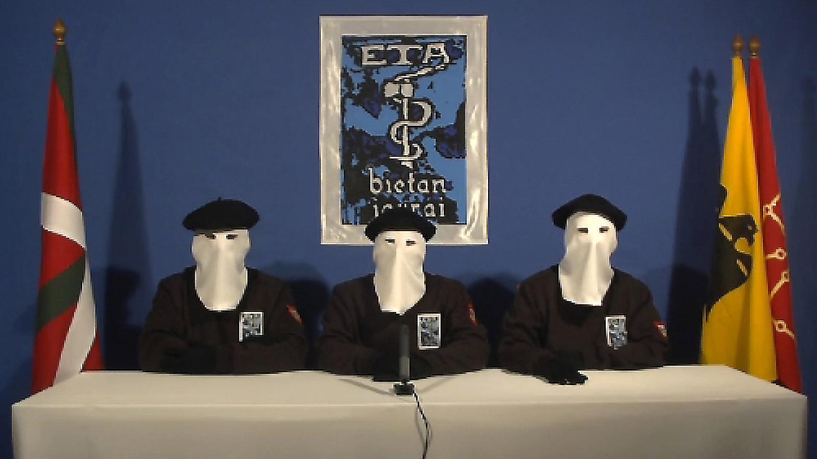 Deu anys del principi del final d'ETA