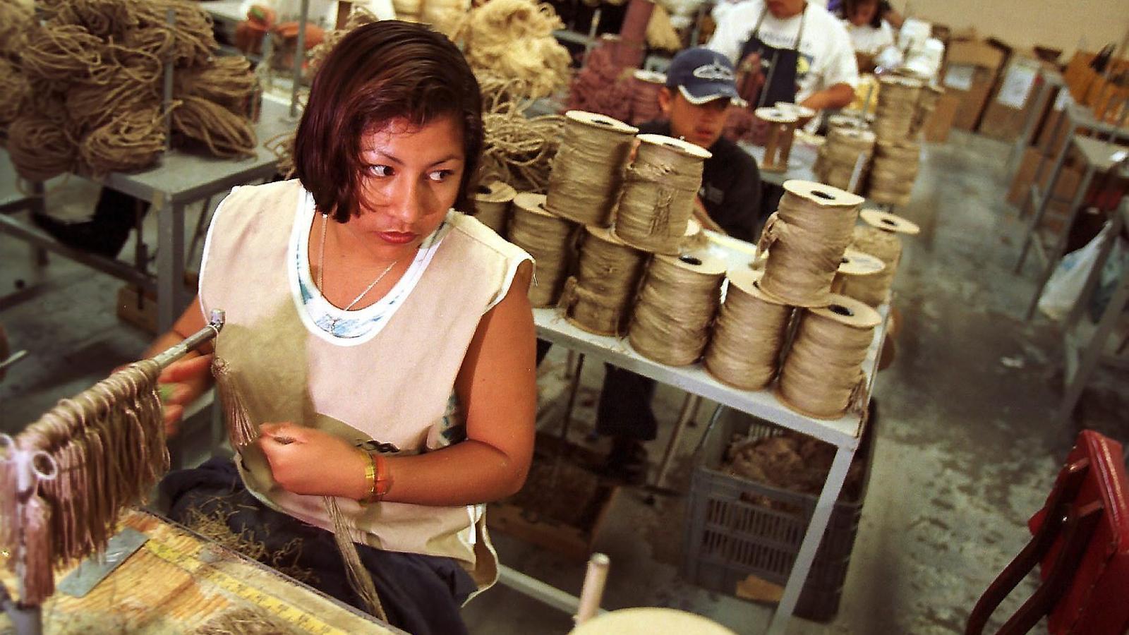 Mèxic paga el preu del lliure comerç