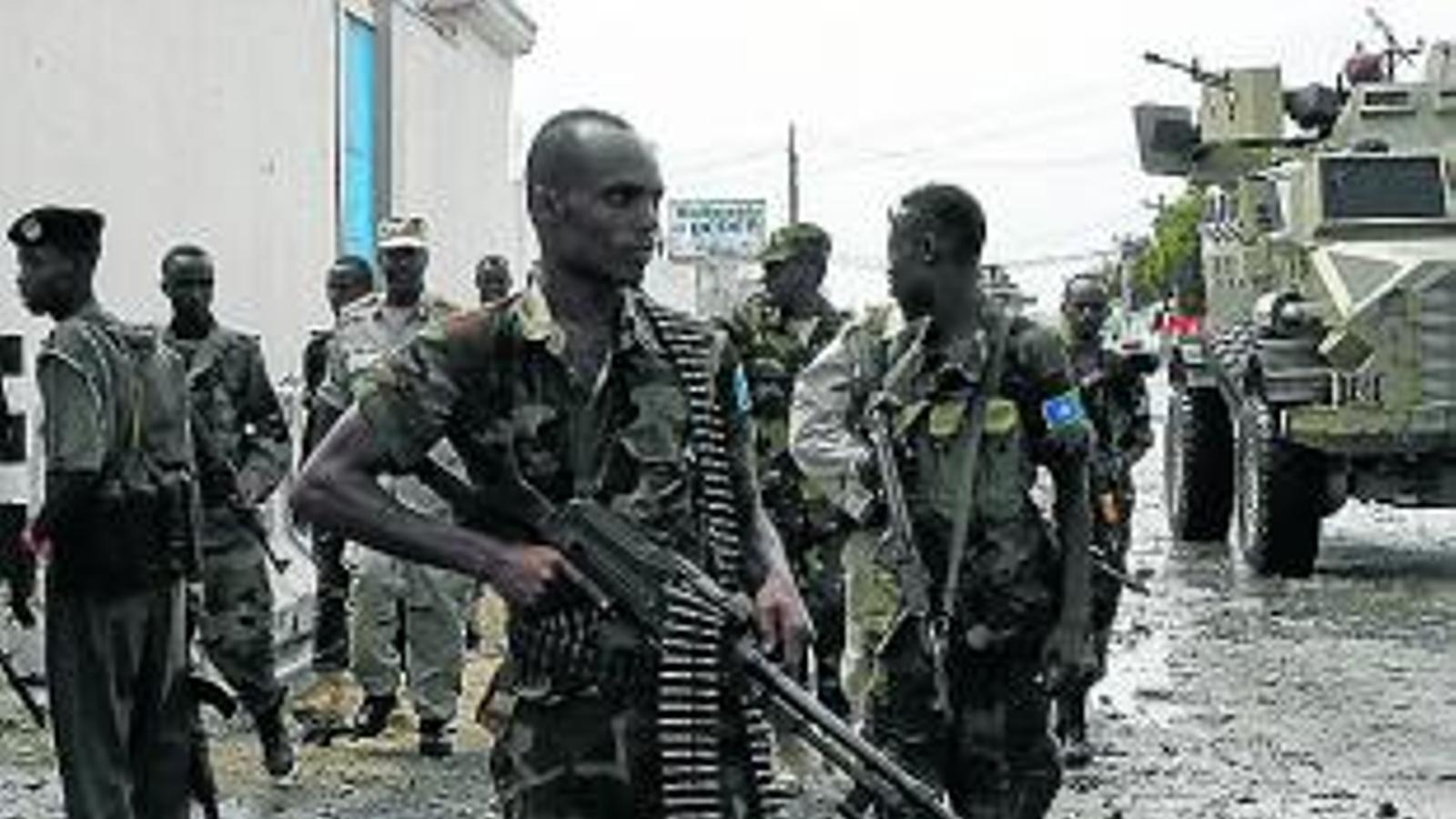 Al-Shabaab, la milícia que controla Somàlia