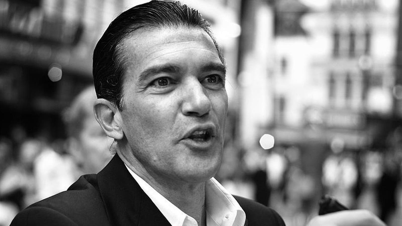 Antonio Banderas en una imatge d'arxiu