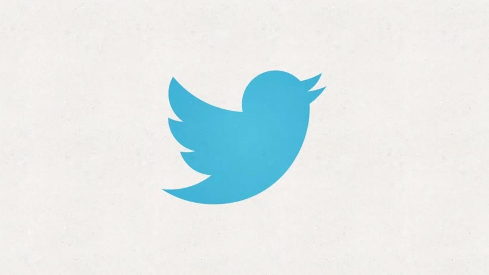 Twitter treu les lletres del seu logotip i deixa l'ocell sol