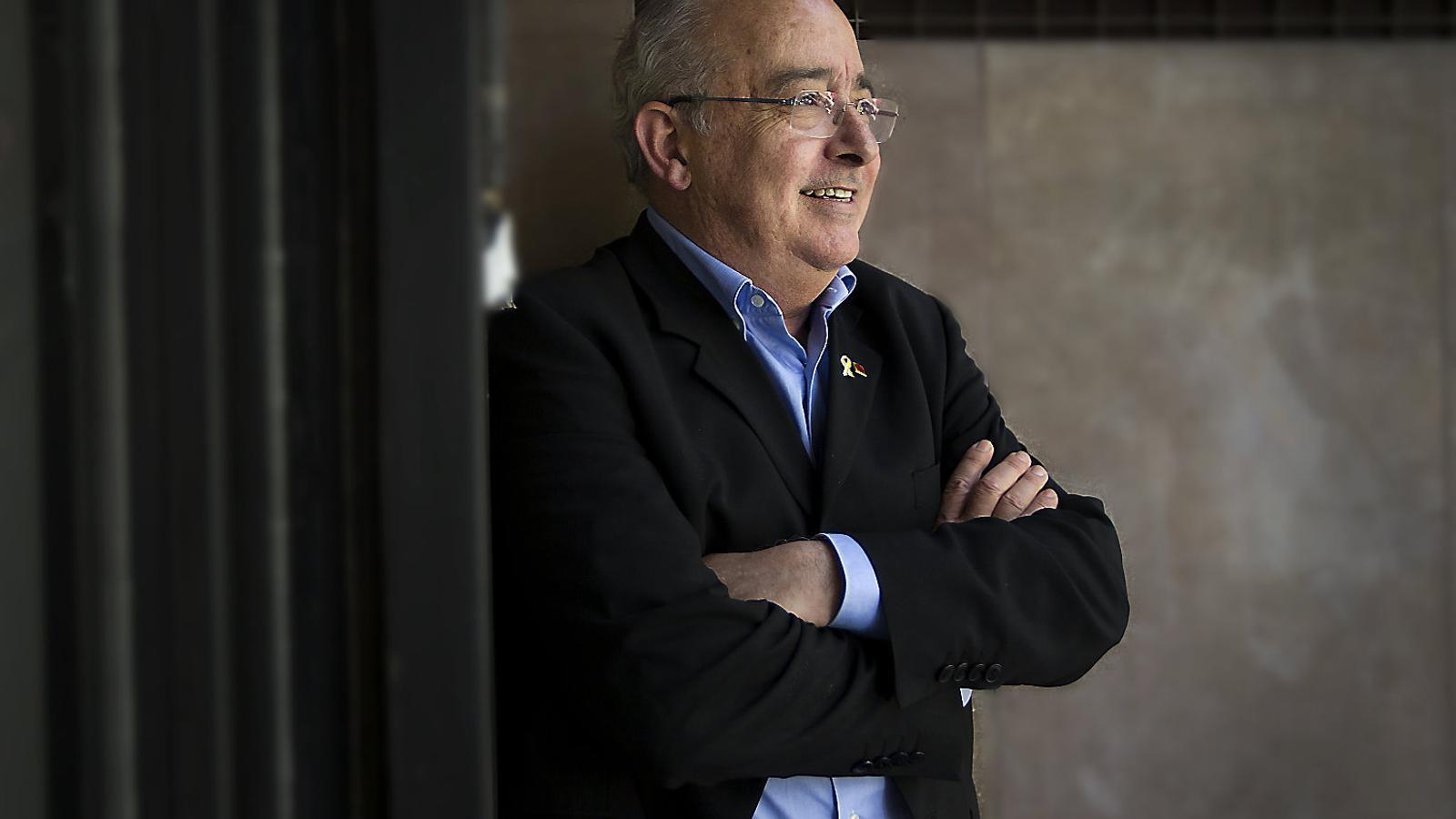 """Josep Bargalló: """"Hi ha la possibilitat de fer públiques algunes escoles concertades de Barcelona"""""""