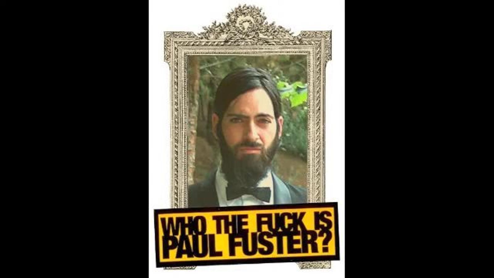 Paul Fuster, 'Ja no sap greu'