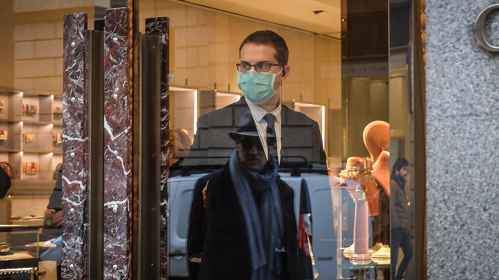 Coronavirus, potser la crisi  que estàvem esperant