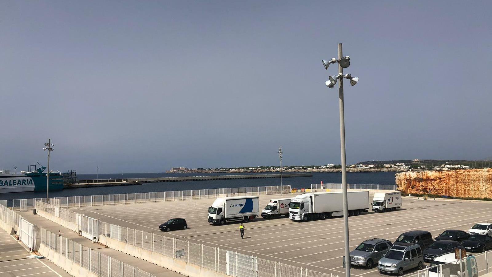 Els ports de Ciutadella han estat i són objecte de millora per part del Govern.