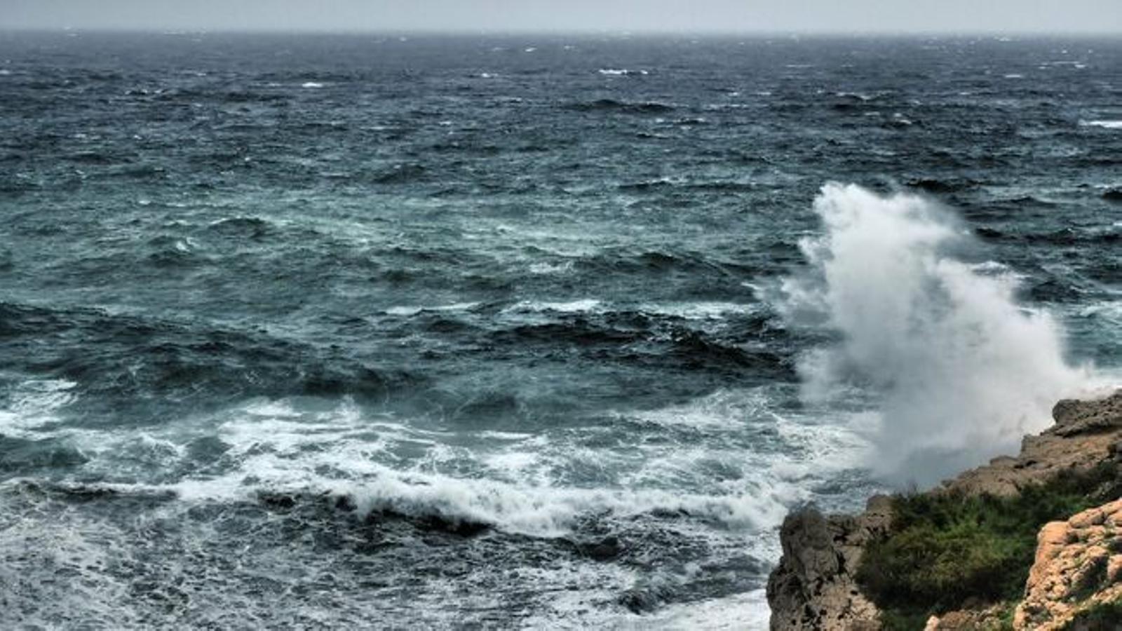 Aquest divendres s'esperen forts vents i fenòmens costaners a l'Arxipèlag.