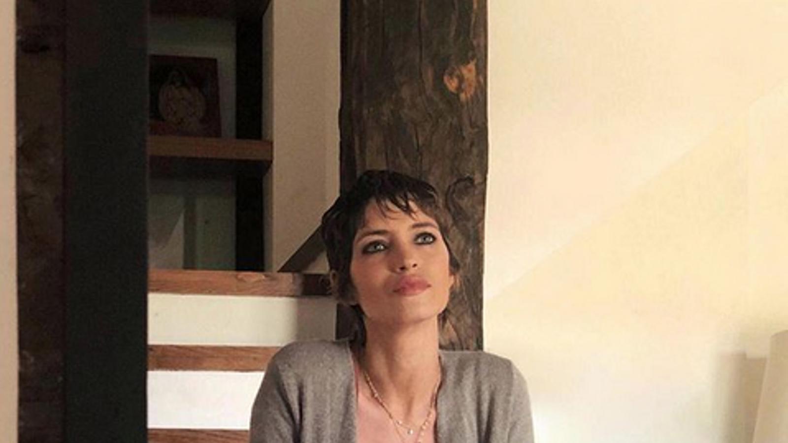 Sara Carbonero mostra la seva primera foto amb el cabell curt després d'haver patit un càncer