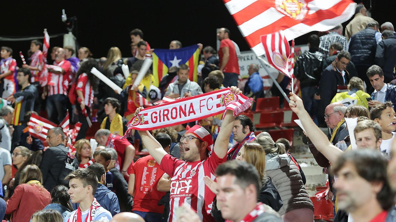 El Girona-Getafe, pas a pas