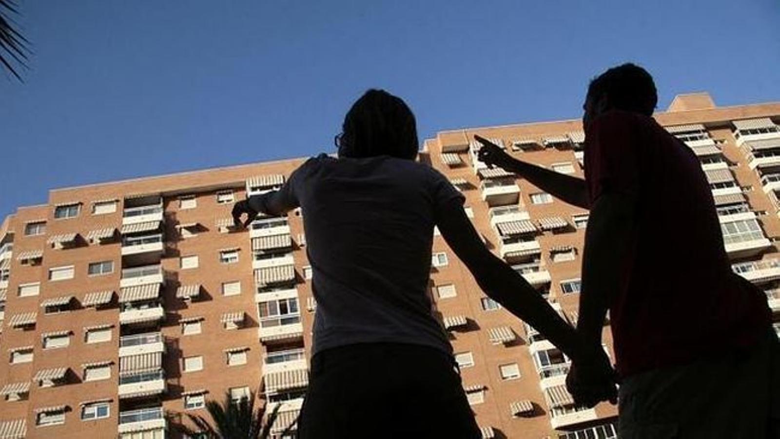 El Govern destina 7,4 milions d'euros a les ajudes de lloguer de pisos fins a 900 euros