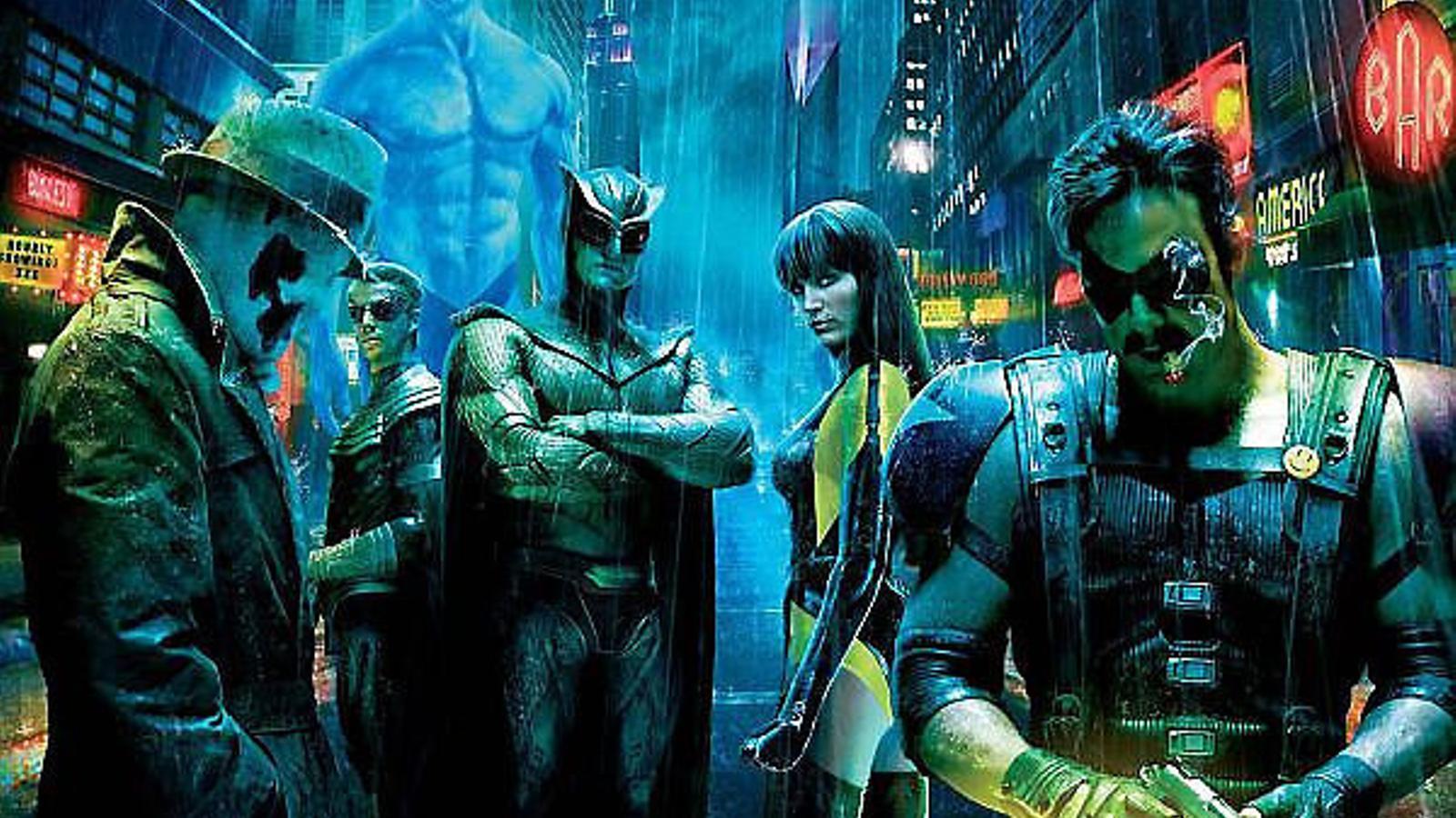 La HBO dona llum verda  a l'adaptació de 'Watchmen'