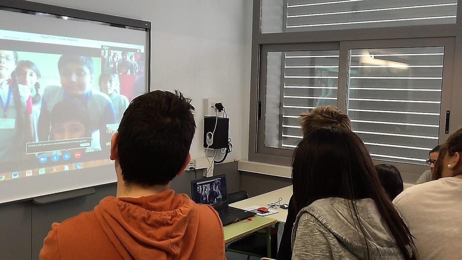 Escoles globals: alumnes que canvien el món