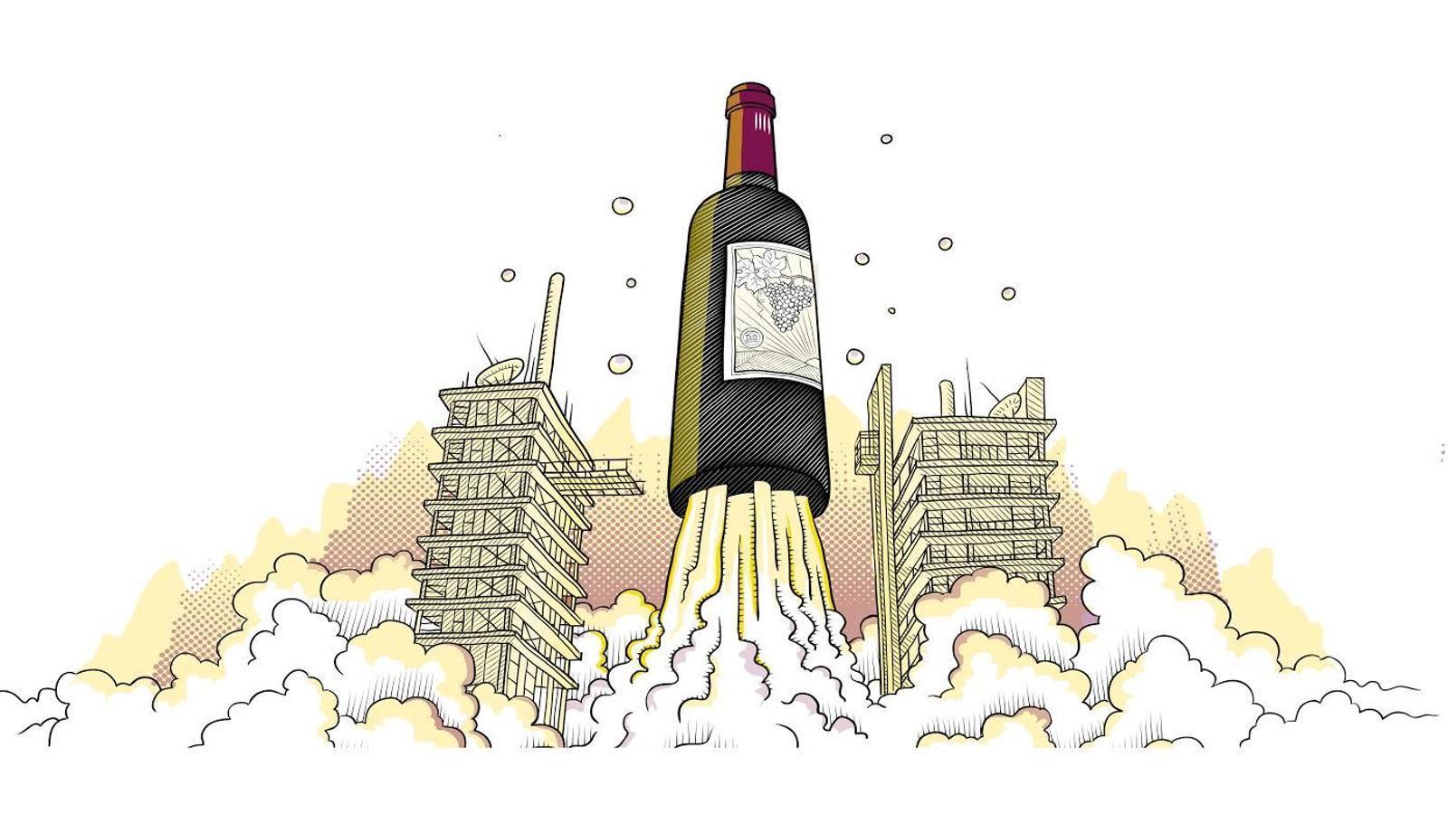 El vi català  agafa embranzida