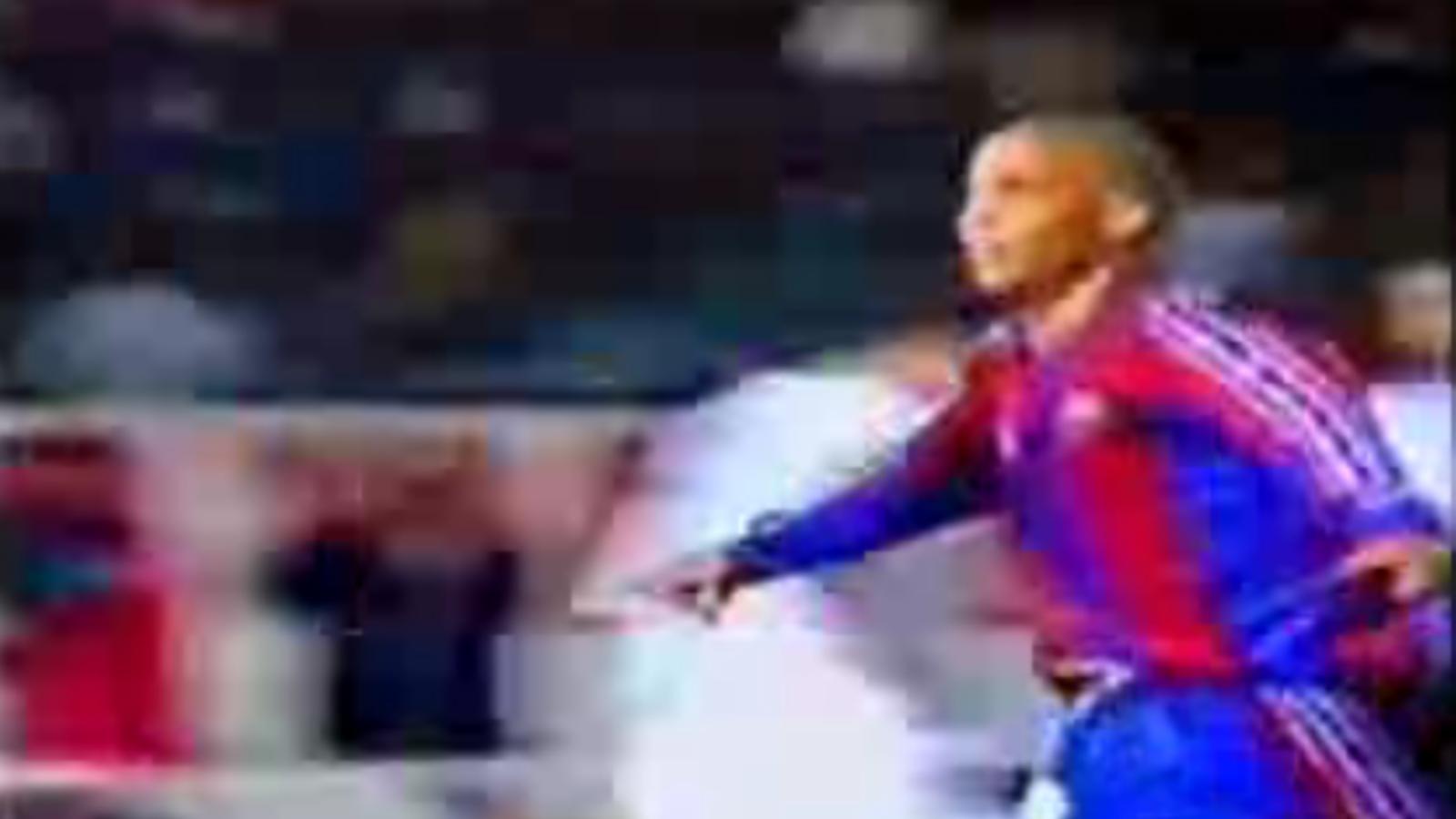 El gol de Ronaldo al camp del Compostel·la que va donar la volta al món, el 1996