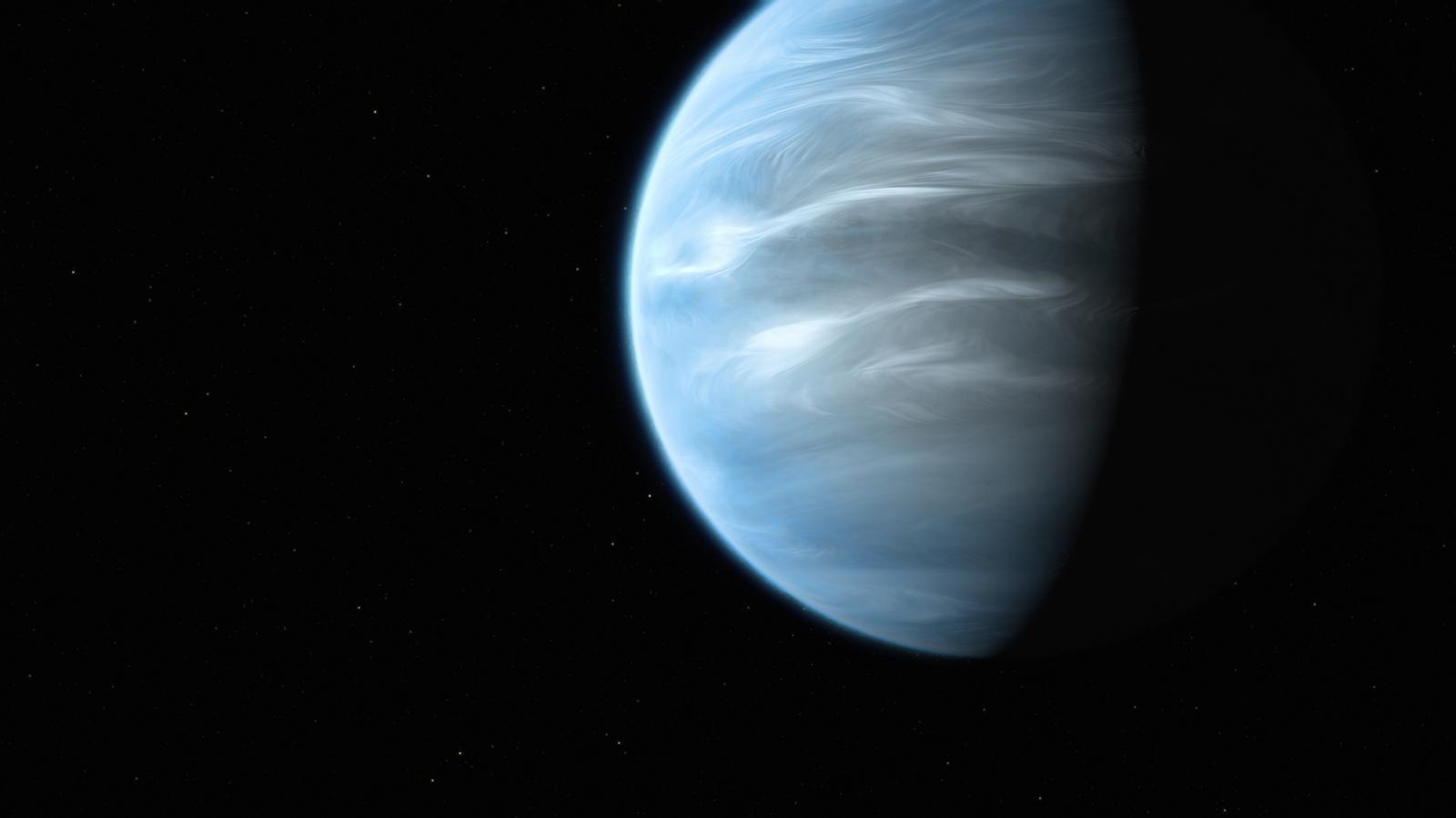 Descobert el primer planeta amb aigua i potencialment habitable, amb condicions similiars a les de la Terra