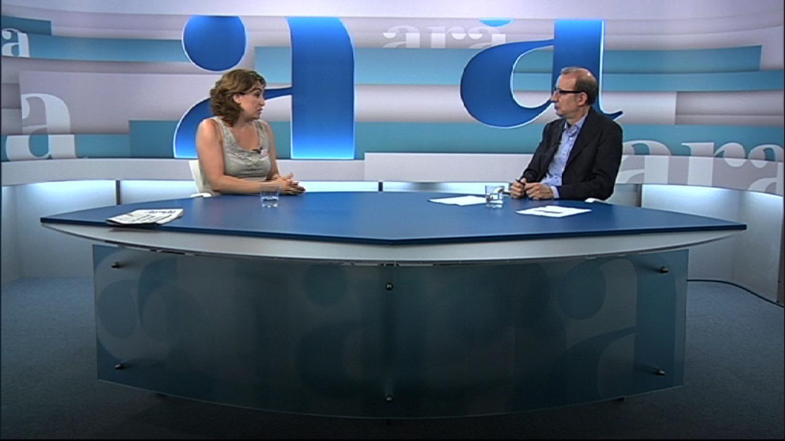 Ada Colau: Hem descobert que els bancs tenen un punt feble: la imatge pública
