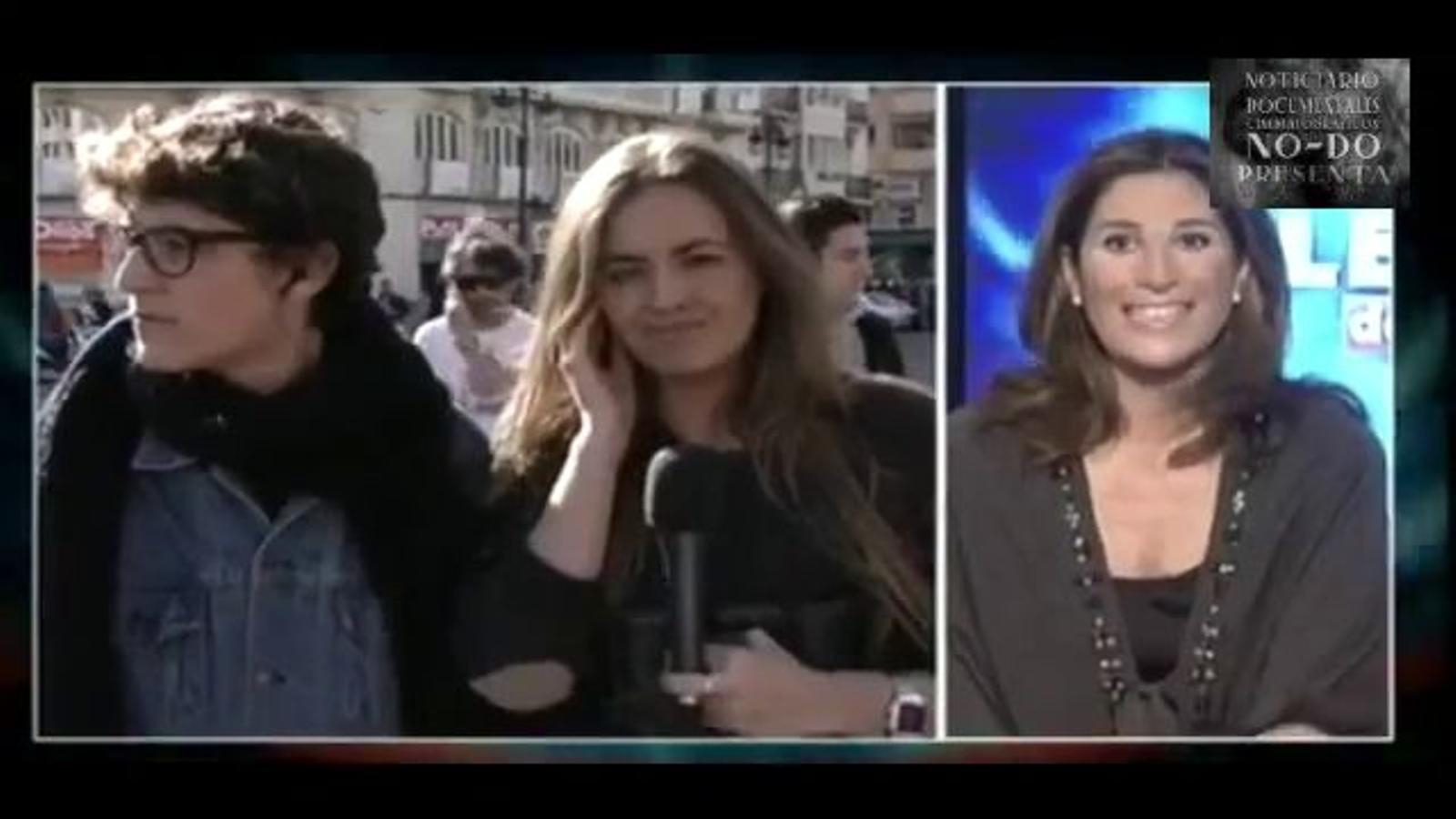Acusen Intereconomía de fingir una agressió dels estudiants valencians