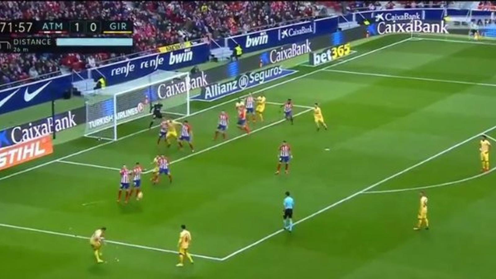 Quan un gol et defineix l'essència